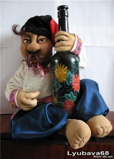 Минибар кукла своими руками 91