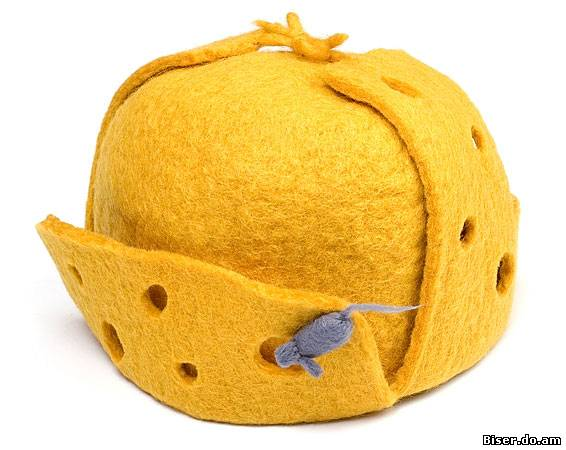 Две классические шапки спицами 498